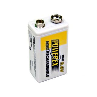 Batteri 1st 9,6V 230mAh