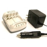Batteriladdare MH-C401FS