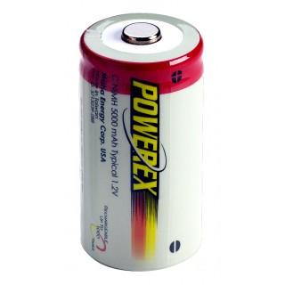 Batteri 2st LR14 1,2V 5000mAh