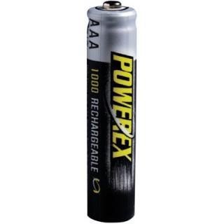 Batteri 2st LR03 AAA 1000mAh