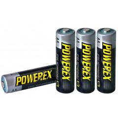 Batteri 4st AA/LR6 1,2V 2700mAh PRO