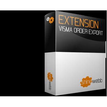 Visma Order Export OC3.0.x